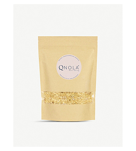 QNOLA Well Being Turmeric & Bee Pollen granola 250g