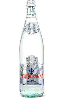 ACQUA PANNA Pavarotti limited edition natural mineral water 750ml
