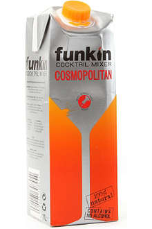 FUNKIN Cosmopolitan cocktail mixer 1000ml