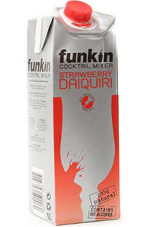 FUNKIN Strawberry Daiquiri cocktail mixer 1000ml