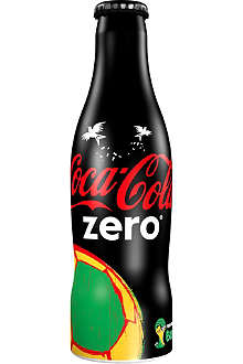 COCA-COLA Coca-Cola Zero 2014 FIFA World Cup™ limited edition bottle 250ml