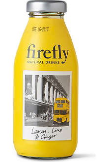 SELFRIDGES SELECTION Selfridges lemon, lime and ginger drink 330ml