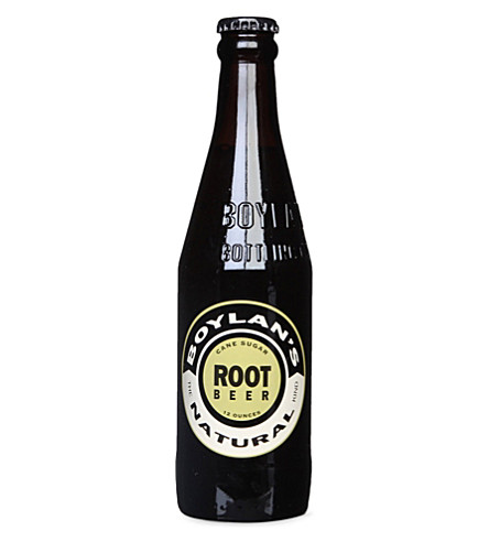 BOYLAN Root beer 355ml
