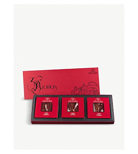 DOMECQ 3 Aromas Iberico ham gift set 900g