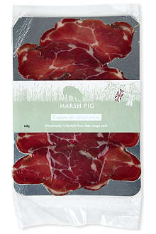 MARSH PIG Coppa air-dried pork 60g