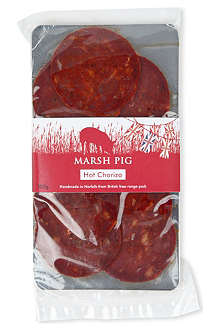 MARSH PIG Hot Chorizo 100g
