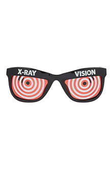 JEREMY SCOTT X-ray vision sunglasses