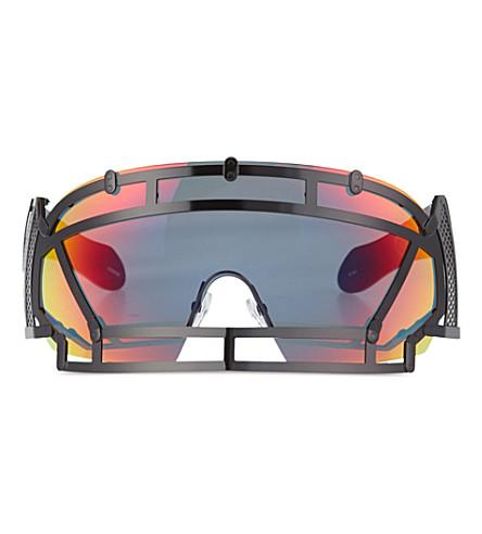 KTZ Football helmet sunglasses (Black
