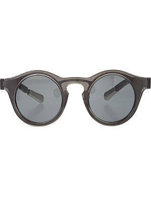KRISVANASSCHE Transparent sunglasses