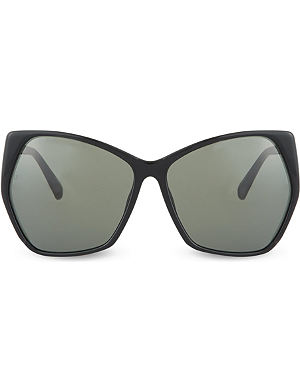 LINDA FARROW LFL269 Oversized sunglasses