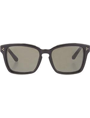 LINDA FARROW Acetate sunglasses