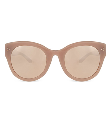 LINDA FARROW LFL3935 cat-eye sunglasses (Rose+&+rose+gold