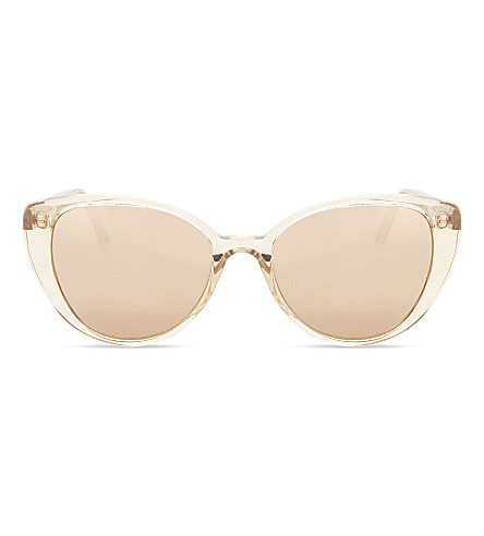 LINDA FARROW Lfl517 cat-eye sunglasses (Ash