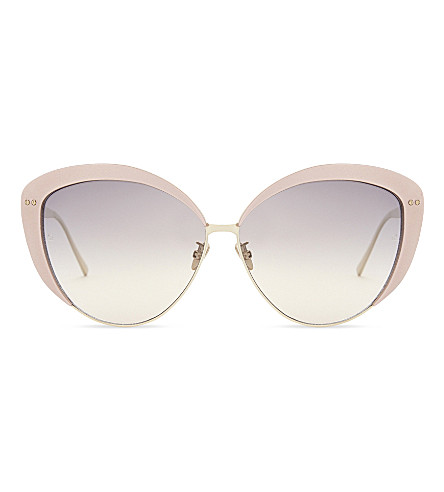 LINDA FARROW Lfl579 cat-eye sunglasses (Pink