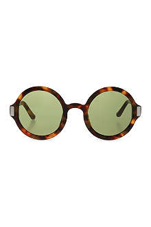 THE ROW Tortoiseshell acetate sunglasses