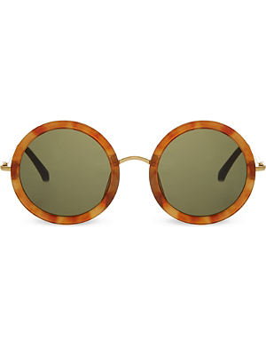THE ROW ROW8C2 round sunglasses