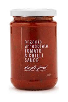 DAYLESFORD Organic arrabbiata pasta sauce 280g