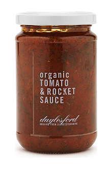 DAYLESFORD Organic tomato rocket pasta sauce 280g