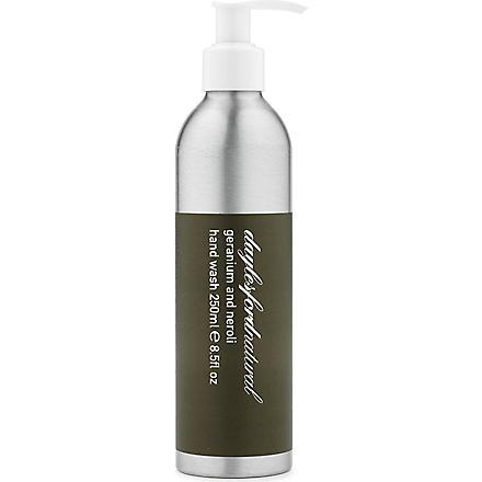 DAYLESFORD Geranium & neroli hand wash 250ml