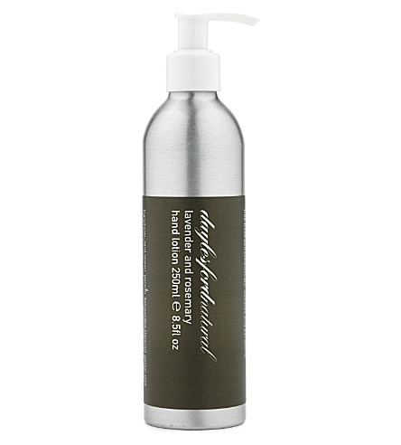 DAYLESFORD Rosemary & lavender hand lotion 250ml