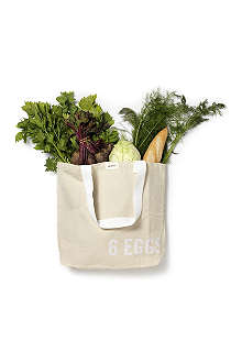 DAYLESFORD Six Eggs tote bag