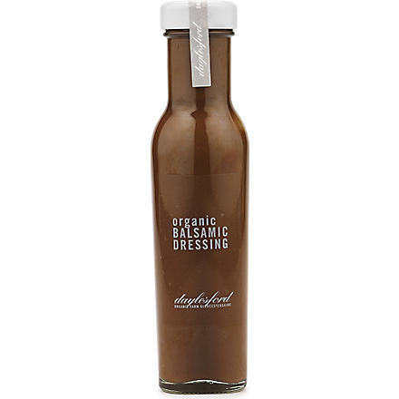 DAYLESFORD Organic balsamic dressing 200ml
