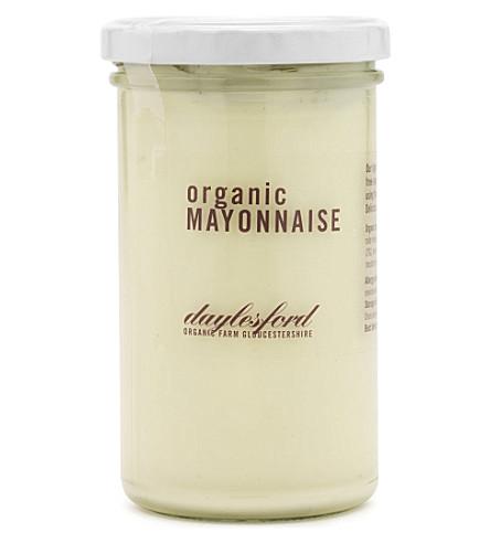 DAYLESFORD Organic mayonnaise 225g