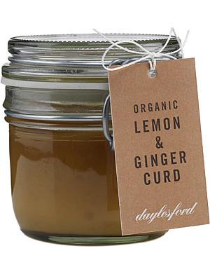 DAYLESFORD Organic lemon curd