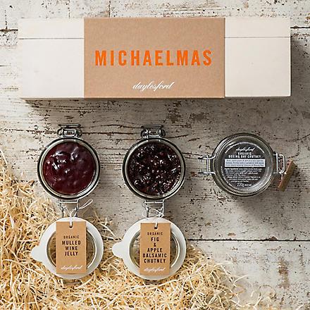 DAYLESFORD Michaelmas gift set