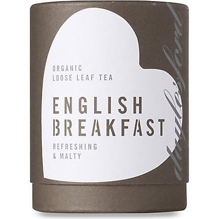 DAYLESFORD Organic English Breakfast loose leaf tea