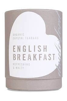 DAYLESFORD Organic English Breakfast tea bags