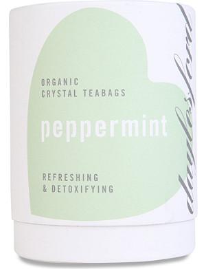 DAYLESFORD Organic peppermint tea bags