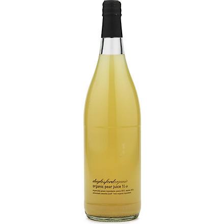 DAYLESFORD Organic pear juice 1000ml