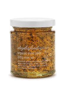 DAYLESFORD Organic mint jelly 220g