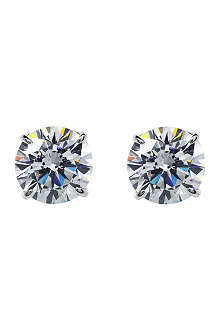 CARAT 1ct brilliant cut eternal diamond white studs