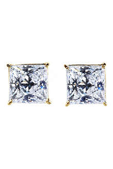 CARAT Princess 0.5ct solitaire studs