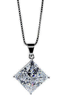CARAT 1.25ct diamond pendant necklace