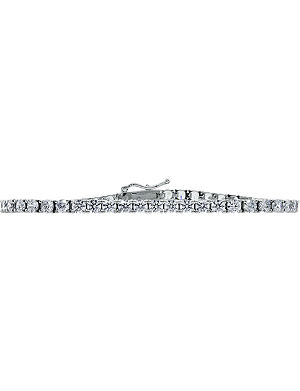 CARAT 5ct Round Brilliant Tennis bracelet