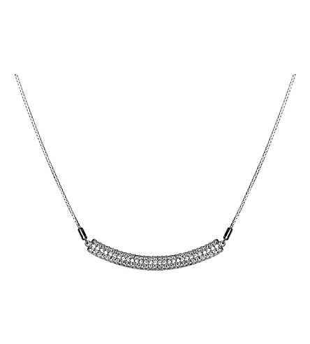 CARAT LONDON Electra Millennium sterling silver necklace