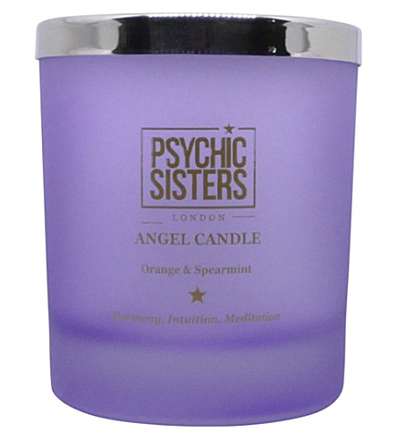 PSYCHIC SISTERS Angel candle 150g