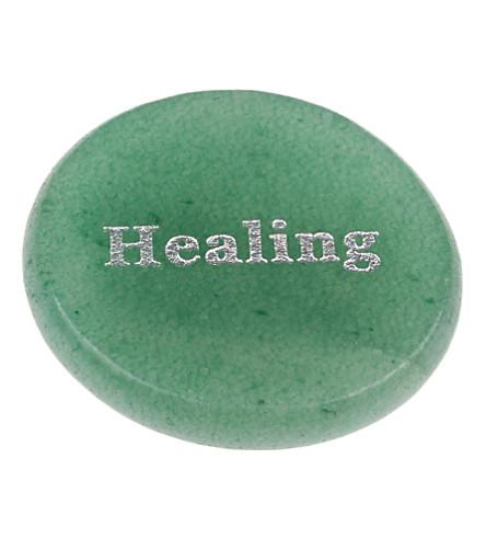 PSYCHIC SISTERS Healing aventurine palm stone