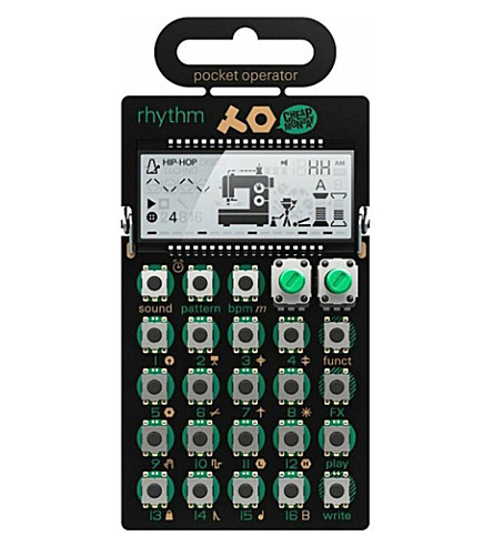 THE CONRAN SHOP PO-12 Pocket Operator Rhythm synthesiser