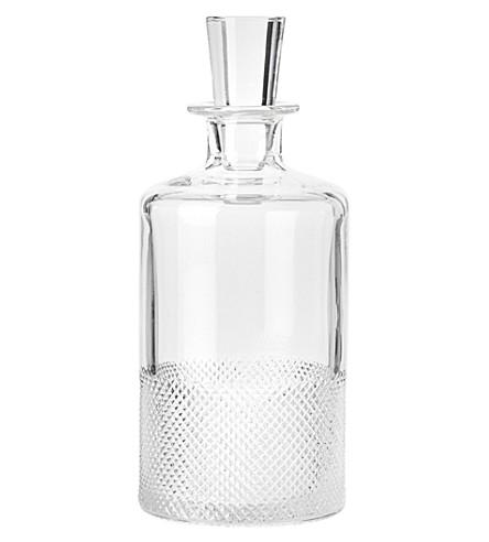 THE CONRAN SHOP Diamond decanter