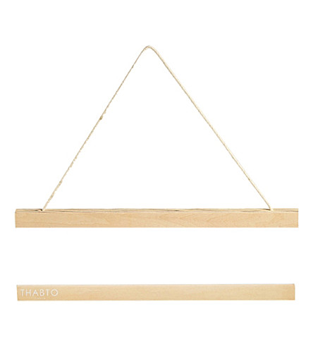 THE CONRAN SHOP Small magnetic wood poster frame
