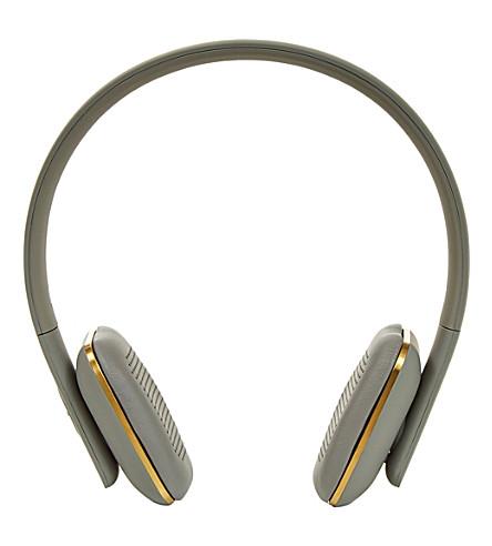THE CONRAN SHOP aHead cool grey over-ear headphones