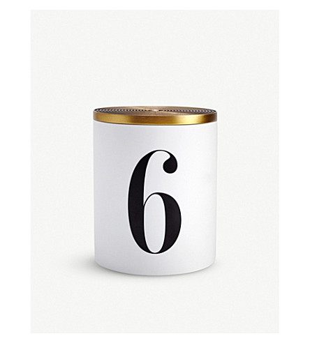 THE CONRAN SHOP Jasmin d'Inde No.6 scented candle