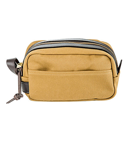 THE CONRAN SHOP Filson travel kit