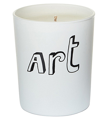 THE CONRAN SHOP Art scented candle 190g