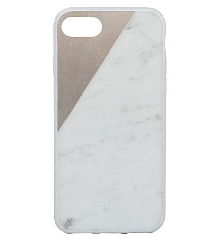 THE CONRAN SHOP Native Union marble phone case