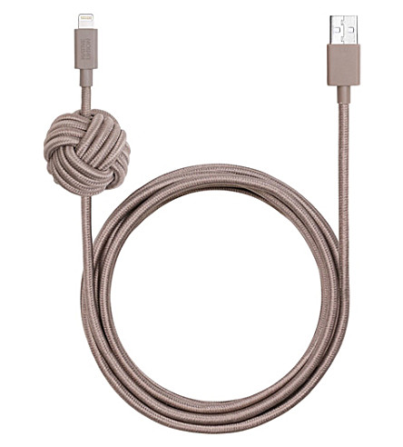 THE CONRAN SHOP Night lightning charger cable